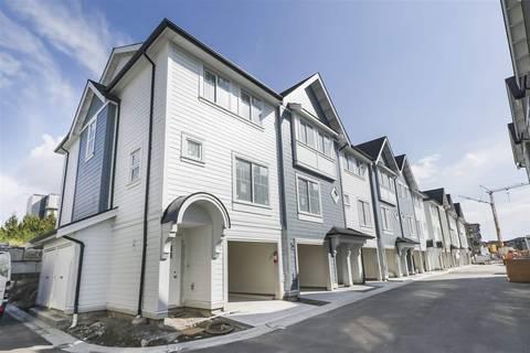 Townhouse for sale at 9211 Mckim Wy Unit 8 Richmond British Columbia - MLS: R2407294