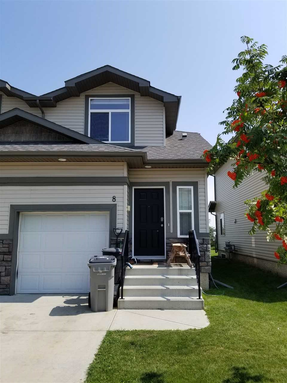 Removed: 8 - 9511 102 Avenue, Morinville, AB - Removed on 2019-01-28 12:30:12