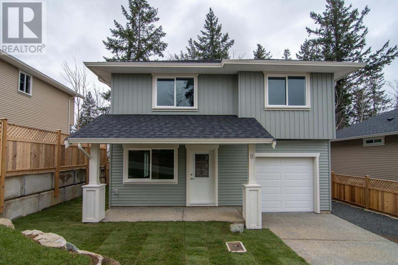 House for sale at 970 Petersen  Unit 8 Campbell River British Columbia - MLS: 820387