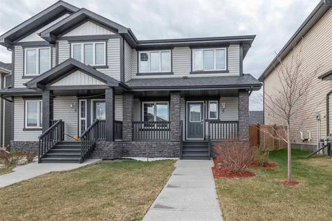 Townhouse for sale at 8 Abbey Rd Sherwood Park Alberta - MLS: E4156134