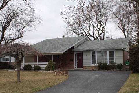 House for rent at 8 Allendale Rd Brampton Ontario - MLS: W4413961