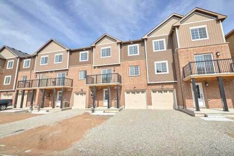 Townhouse for rent at 8 Andean Ln Barrie Ontario - MLS: S4771432