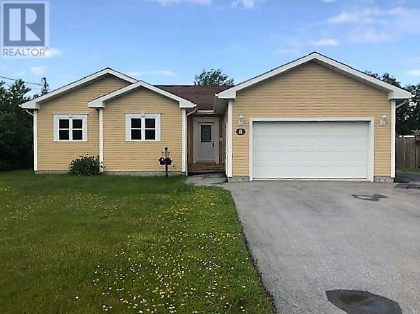 House for sale at 8 Antle Dr Pasadena Newfoundland - MLS: 1200626