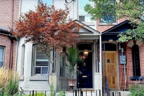 Townhouse for rent at 8 Argyle St Toronto Ontario - MLS: C4962986