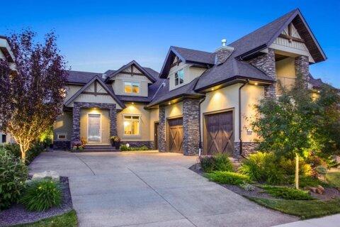House for sale at 8 Aspen Ridge Manr SW Calgary Alberta - MLS: A1053295