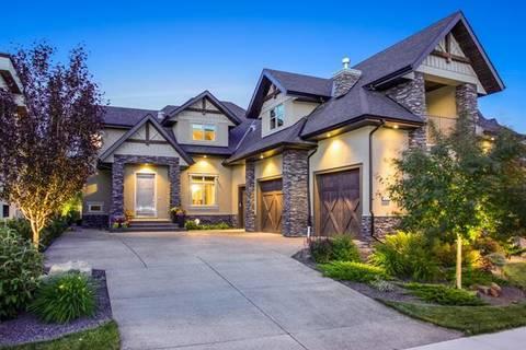House for sale at 8 Aspen Ridge Manr Southwest Calgary Alberta - MLS: C4242657