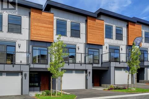 Townhouse for sale at 8 Avanti Pl Victoria British Columbia - MLS: 412624