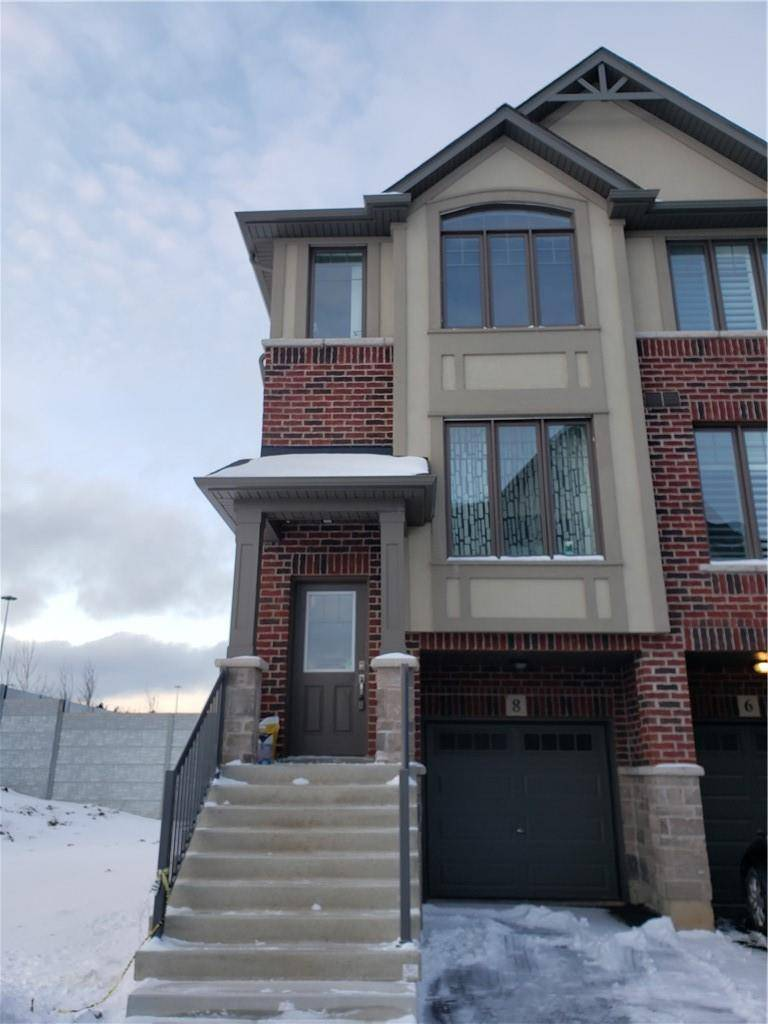 Townhouse for rent at 8 Bacon Ln Ancaster Ontario - MLS: H4071956