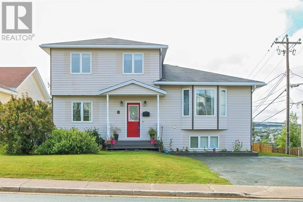 House for sale at 8 Baffin Dr Mount Pearl Newfoundland - MLS: 1200847