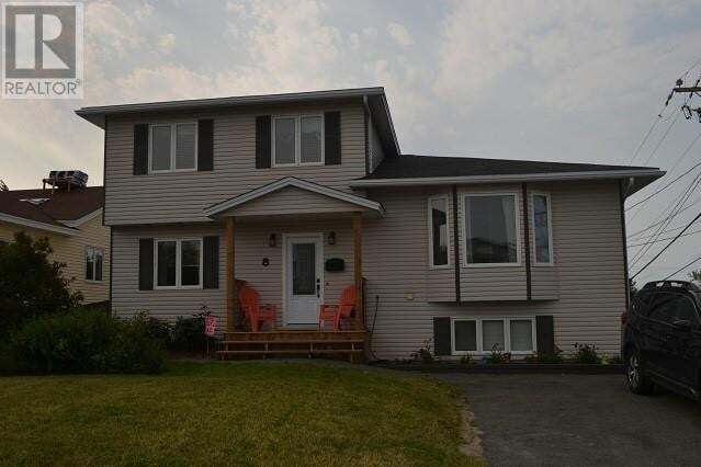 House for sale at 8 Baffin Dr Mount Pearl Newfoundland - MLS: 1221353