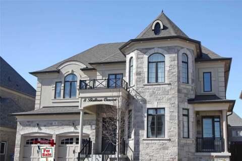 House for sale at 8 Balloon Cres Brampton Ontario - MLS: W4773101