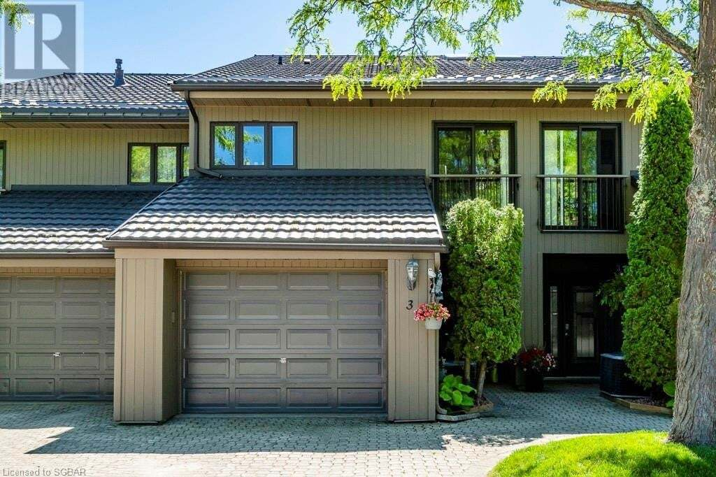 Townhouse for sale at 8 Beck Blvd Penetanguishene Ontario - MLS: 247411