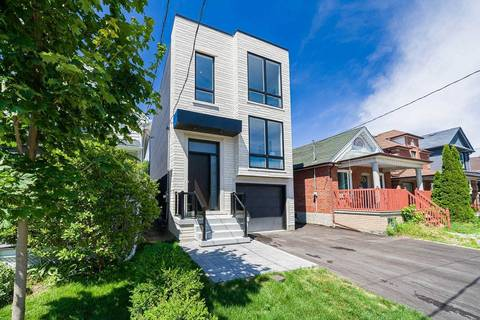 House for sale at 8 Beechwood Ave Toronto Ontario - MLS: W4520474
