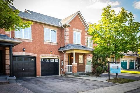 Townhouse for sale at 8 Benjamin Hood Cres Vaughan Ontario - MLS: N4572506