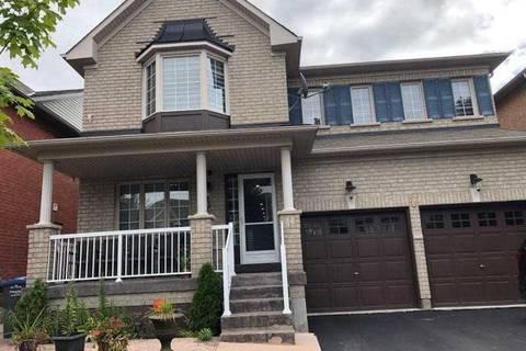 House for rent at 8 Beresford Cres Brampton Ontario - MLS: W4622757