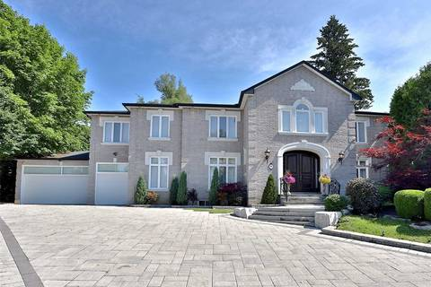 House for sale at 8 Bixby Ct Toronto Ontario - MLS: C4570212
