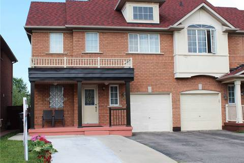 Townhouse for sale at 8 Blue Whale Blvd Brampton Ontario - MLS: W4548055