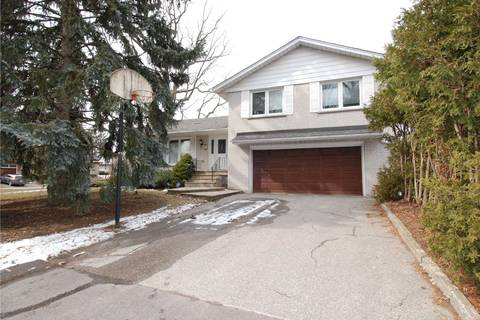 House for sale at 8 Bowness Ct Toronto Ontario - MLS: W4404276