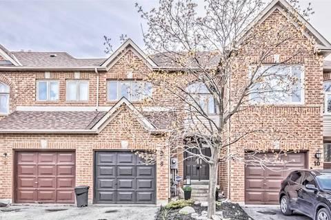 Townhouse for sale at 8 Brocklebank Ct Brampton Ontario - MLS: W4470239
