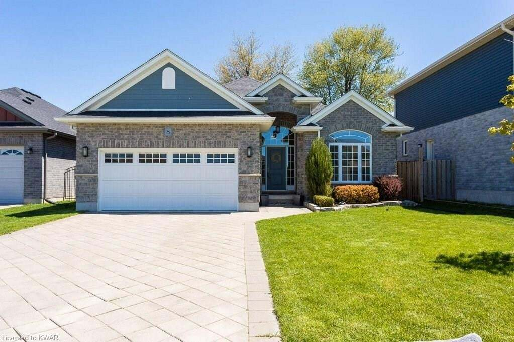House for sale at 8 Brooker Tr Thorndale Ontario - MLS: 30798563