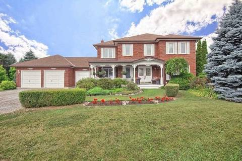 House for sale at 8 Brownlee Dr Bradford West Gwillimbury Ontario - MLS: N4534409