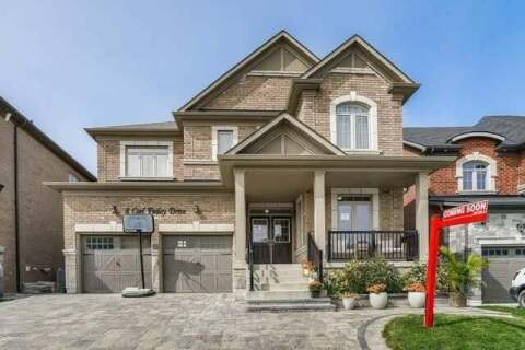 House for sale at 8 Carl Finlay Dr Brampton Ontario - MLS: W4912739