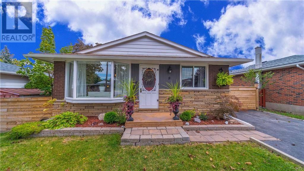House for sale at 8 Carmen Ave Hamilton Ontario - MLS: 30770629