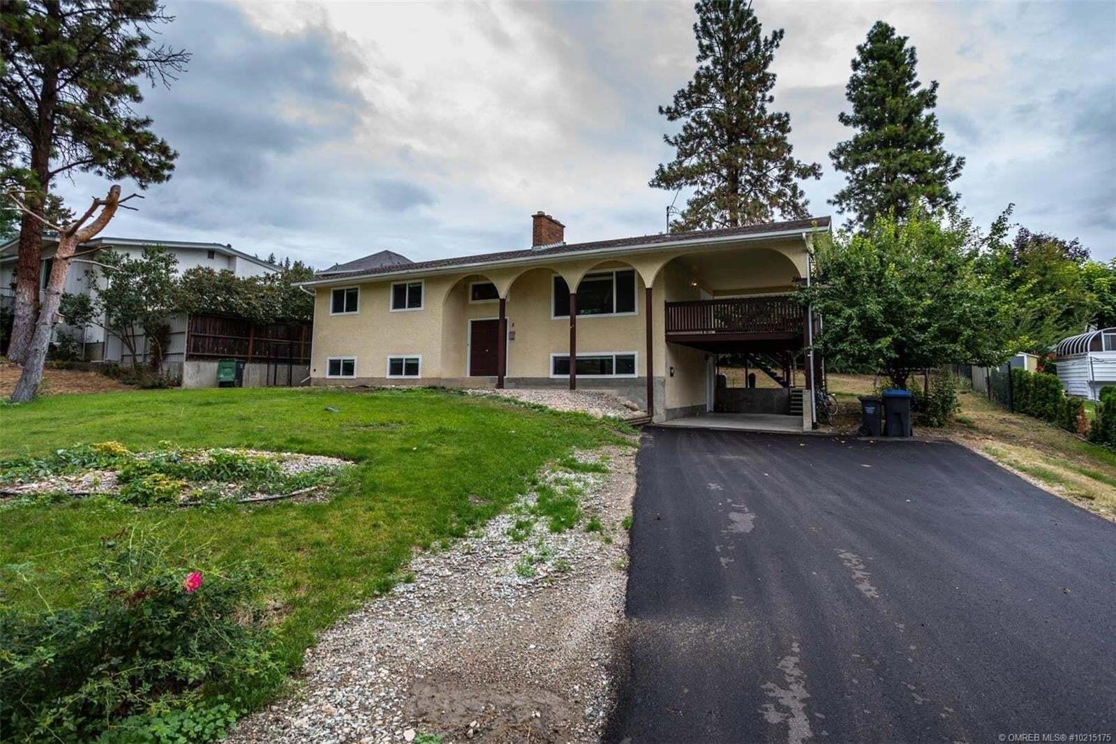 House for sale at 8 Caro Rd Kelowna British Columbia - MLS: 10215175