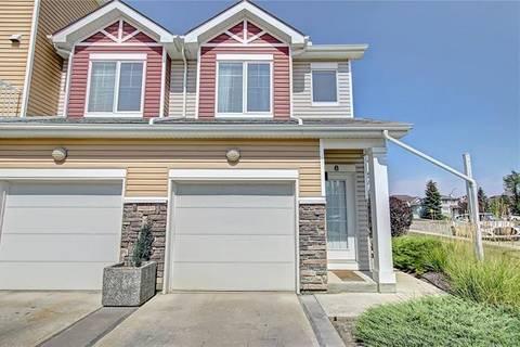 Townhouse for sale at 8 Chaparral Ridge Pk Southeast Calgary Alberta - MLS: C4281552
