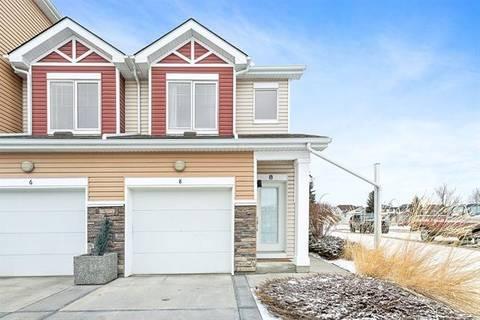 Townhouse for sale at 8 Chaparral Ridge Pk Southeast Calgary Alberta - MLS: C4292836