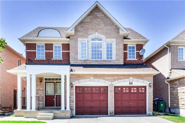 Sold: 8 Charger Lane, Brampton, ON