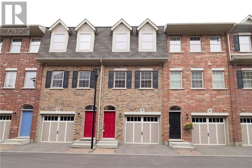 Townhouse for sale at 8 Cheltenham Me Kitchener Ontario - MLS: 30809124
