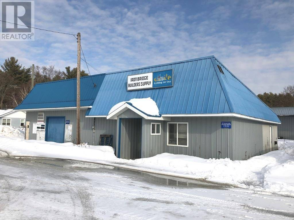Commercial property for sale at 8 Chiblow Lake Rd Iron Bridge Ontario - MLS: SM128015