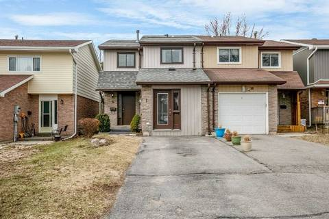 Townhouse for sale at 8 Christie Cres Barrie Ontario - MLS: S4419557