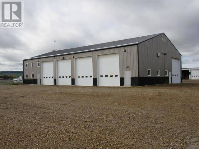 Commercial property for sale at 8 Collins Rd Dawson Creek British Columbia - MLS: 183413