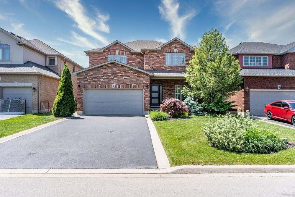 House for sale at 8 Commando Ct Waterdown Ontario - MLS: H4079751