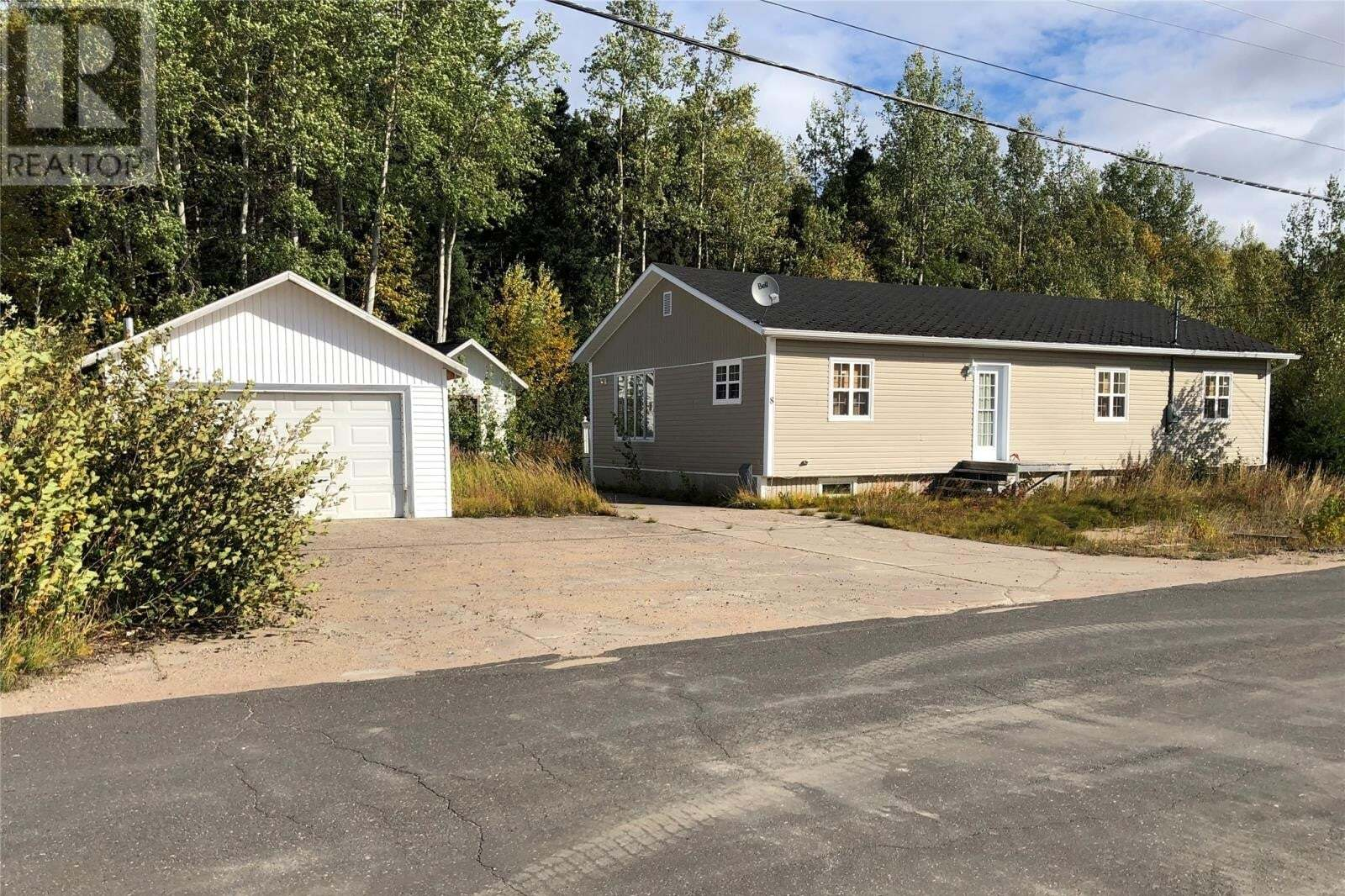 House for sale at 8 Commercial St Happy Valley - Goose Bay Newfoundland - MLS: 1221736