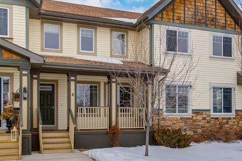 Townhouse for sale at 8 Copperpond Rd Southeast Calgary Alberta - MLS: C4228998