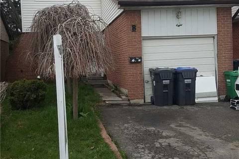 House for sale at 8 Cowan Rd Brampton Ontario - MLS: W4429652
