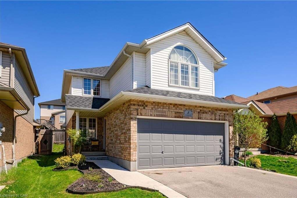 House for sale at 8 Creekside Dr Guelph Ontario - MLS: 30808179