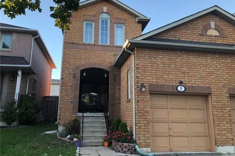 Townhouse for sale at 8 Creekwood Ct Vaughan Ontario - MLS: N4428529