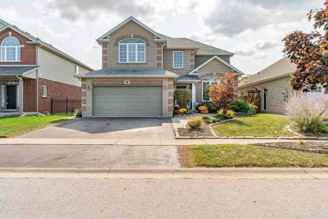 House for sale at 8 Damson St St. Catharines Ontario - MLS: X4929777