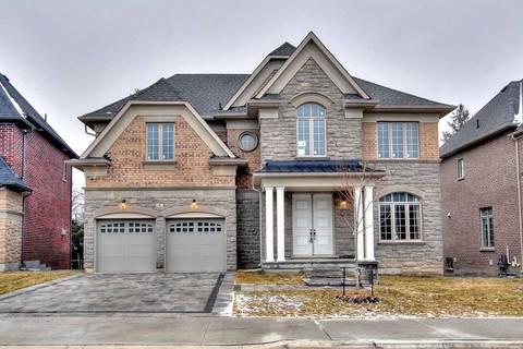 House for rent at 8 Daniel Cozens Ct Toronto Ontario - MLS: C4673113