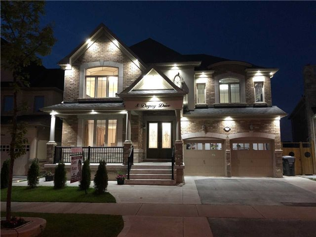 For Sale: 8 Degrey Drive, Brampton, ON | 4 Bed, 6 Bath House for $1,415,000. See 20 photos!