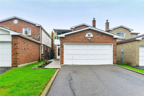 House for sale at 8 Denlow Dr Brampton Ontario - MLS: W4496209