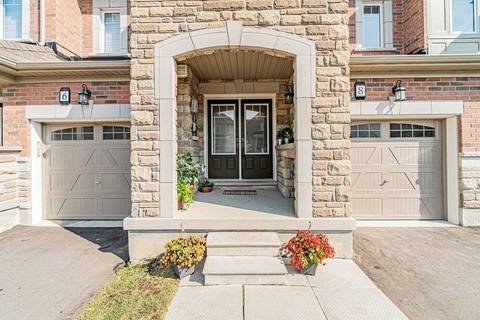 Townhouse for sale at 8 Desire Cove Dr Brampton Ontario - MLS: W4550072