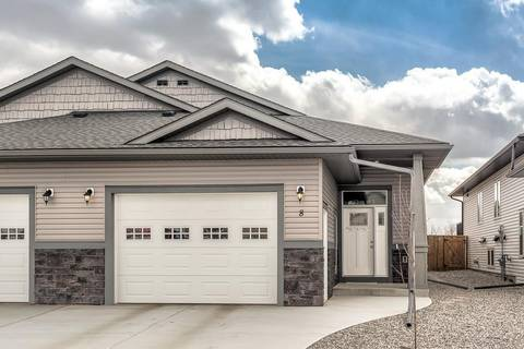 Townhouse for sale at 8 Destiny Ln Olds Alberta - MLS: C4242500