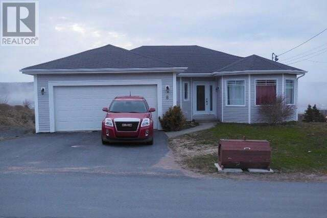 House for sale at 8 Discovery Pl Carbonear Newfoundland - MLS: 1214195