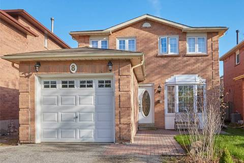 House for sale at 8 Dodsworth Dr Ajax Ontario - MLS: E4540747