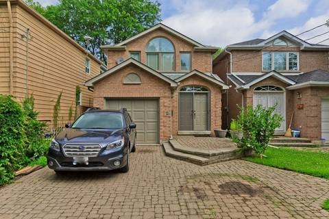 House for sale at 8 Dominion Rd Toronto Ontario - MLS: W4525000